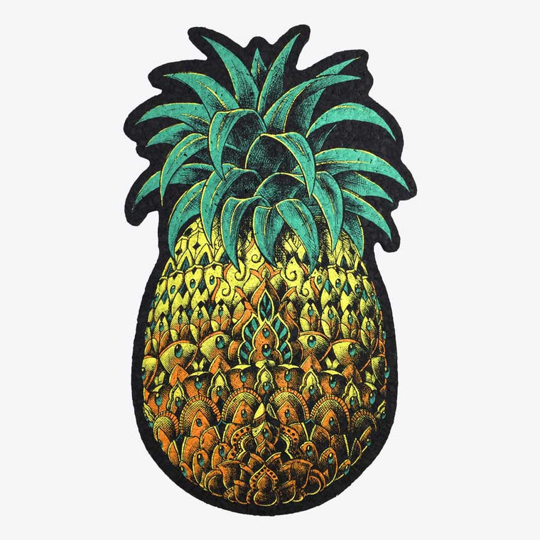 Pineapple Moodmat
