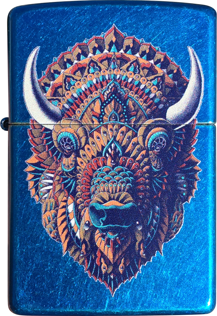 Bison Zippo Lighter (Edition of 50)