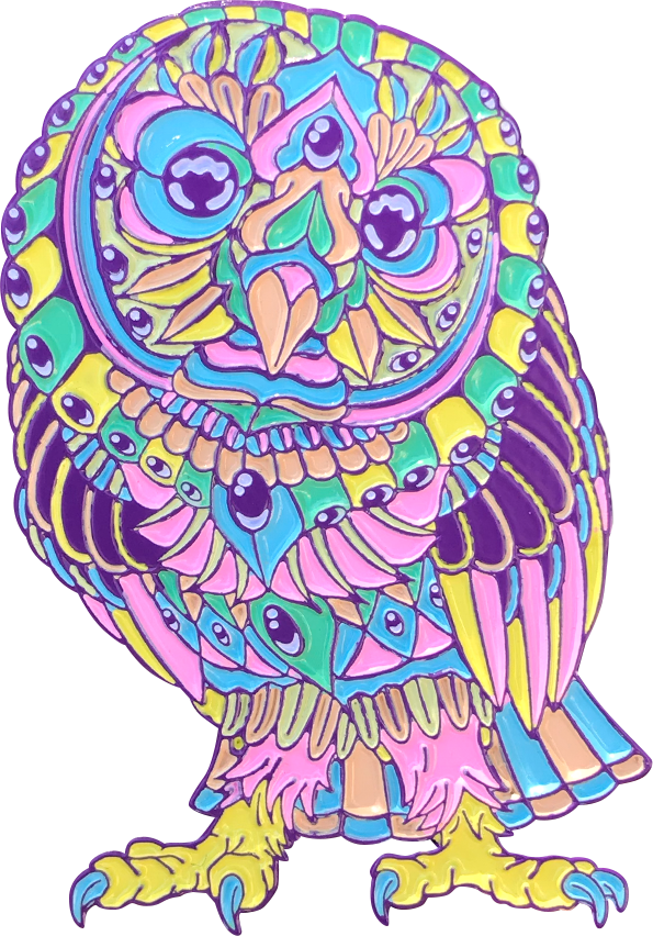 Candy Barn Owl (Edition of 50)