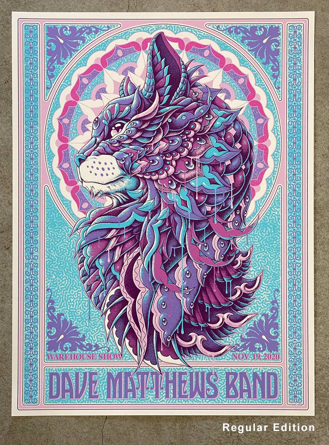 DMB Cat Regular Artist Proof (Edition of 6)