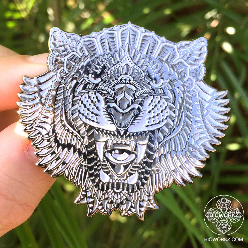 Eye of the Tiger Pin