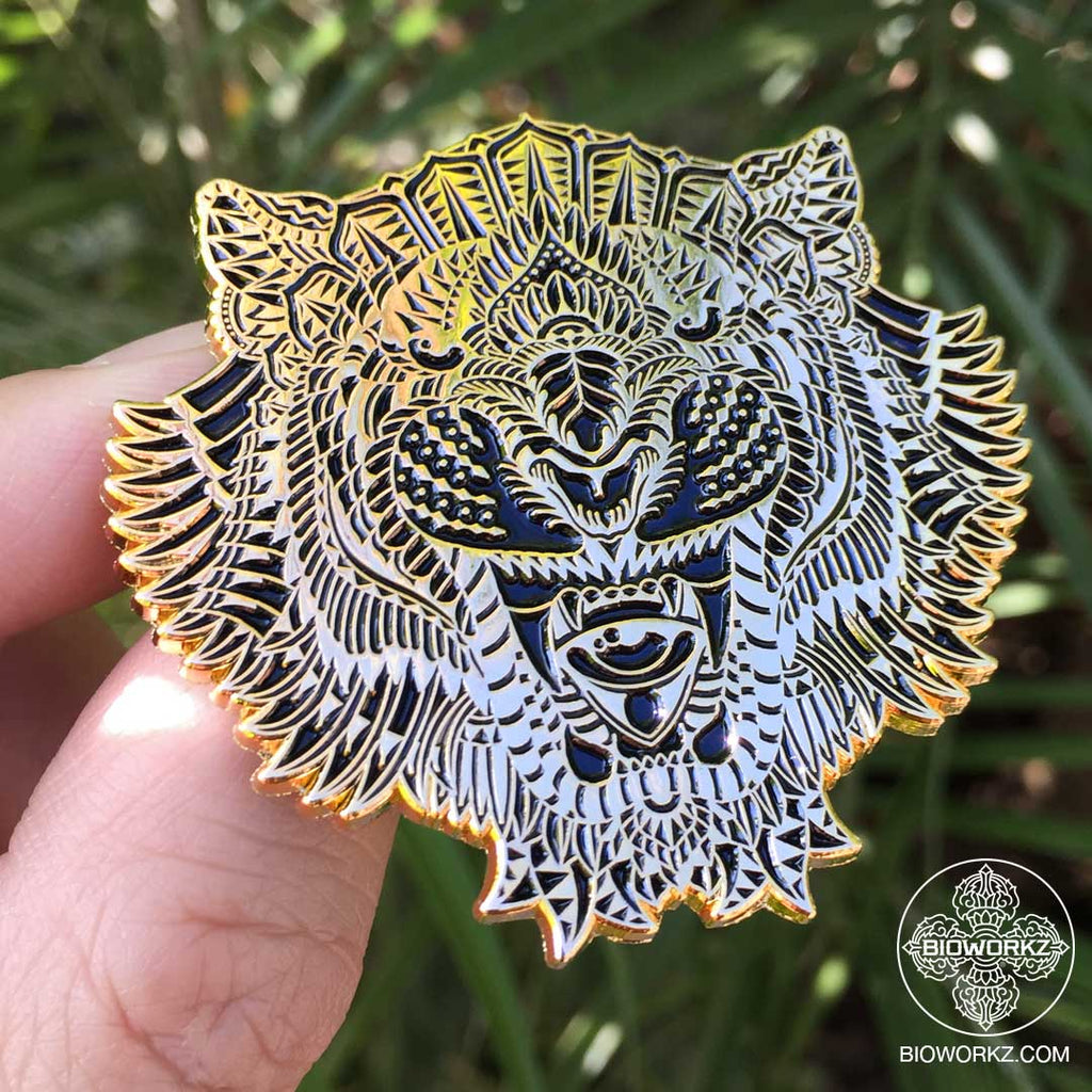 Shadow Tiger Pin