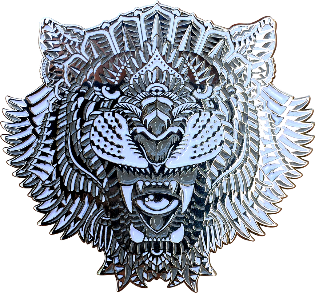 Eye of the Tiger Pin (Open Edition)