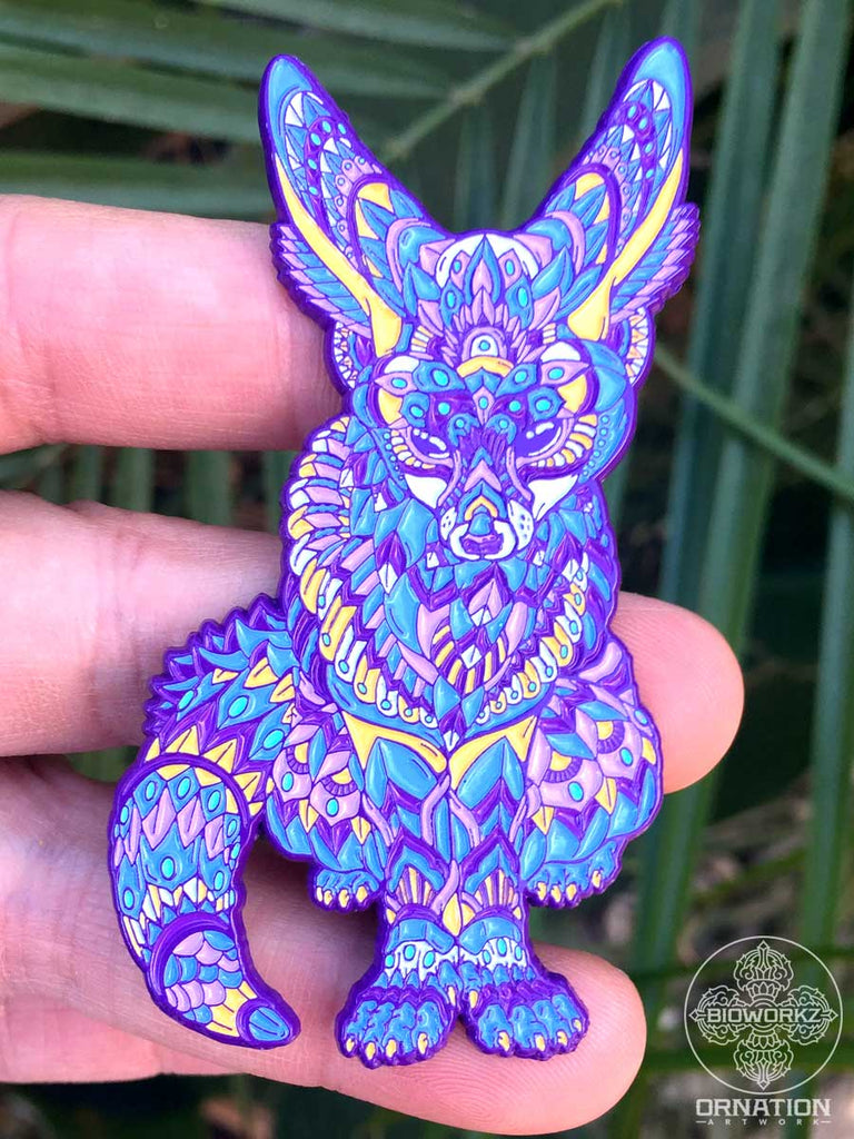 Fennec Fox Pin (Edition of 60)