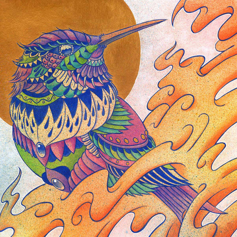 Hummingbird v3 Print (Edition of 13)