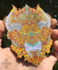 Lion King Pin (Edition of 100)