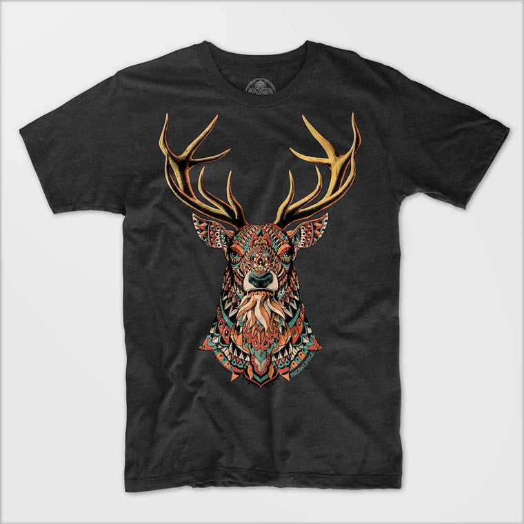 Ornate Buck Tee