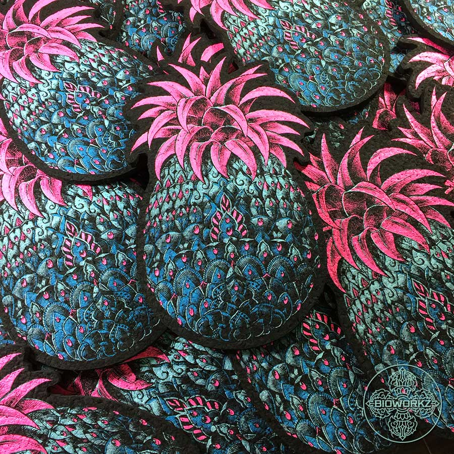 Pink Pineapple Moodmat (Limited Edition)
