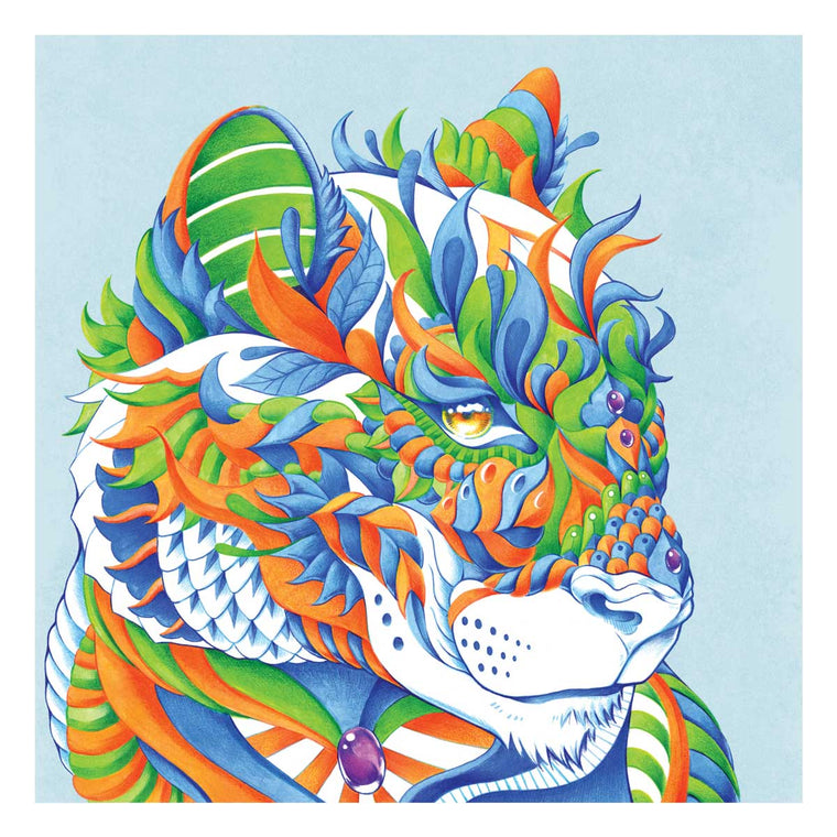Puma Giclee Print (Edition of 29)