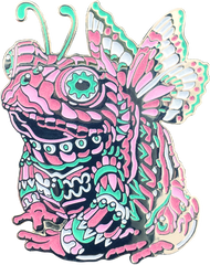 Rose Fairy Toad Pin (Edition of 20)