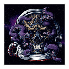 Space Skull Print (Edition of 23)
