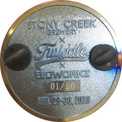 Twiddle x Stony Creek Pin (Edition of 50)