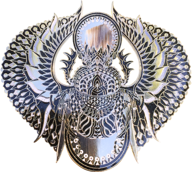 Underworld Scarab Pin (Edition of 20)