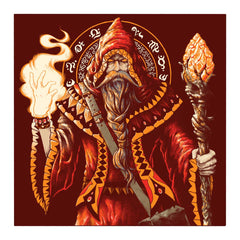 Warlock Red Variant Print (Edition of 29)
