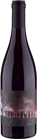 2015 GROUNDWORK MOURVERDE 750ML