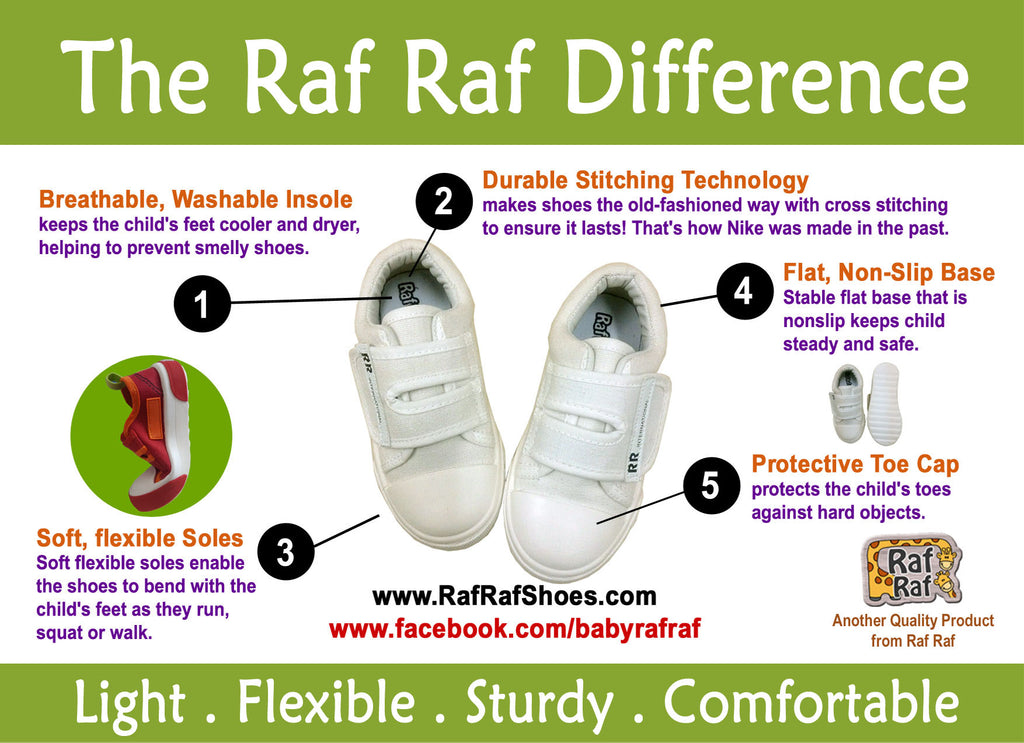 Raf Raf Shoes Lightweight Flexible Comfort Guaranteed