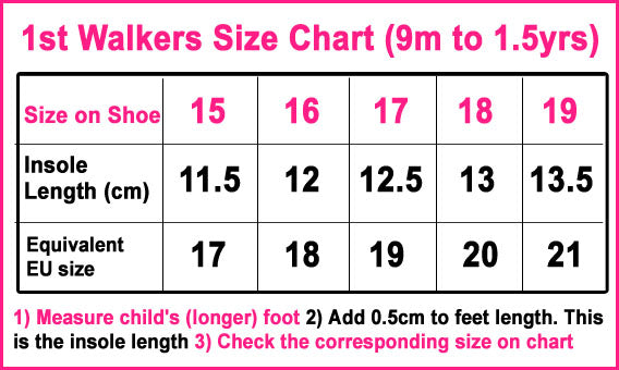 S184 1st Walker Baby Lynx Sports Blue (EU18-21)