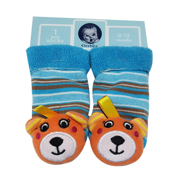"Animal ""Rattle"" Socks - Mama Bear Special Offer"