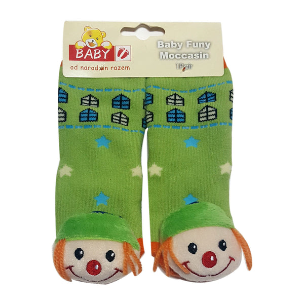 "Animal ""Rattle"" Socks - Country Girl Special Offer"