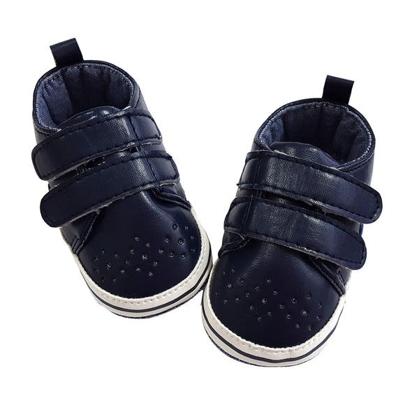 Finley (Pre-Walker Shoes) - B101 Navy