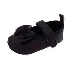 Isabella (Pre-Walker Shoes) - B104 Black Glitter