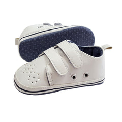 Finley (Pre-Walker Baby Shoes) - B101 White Special Offer