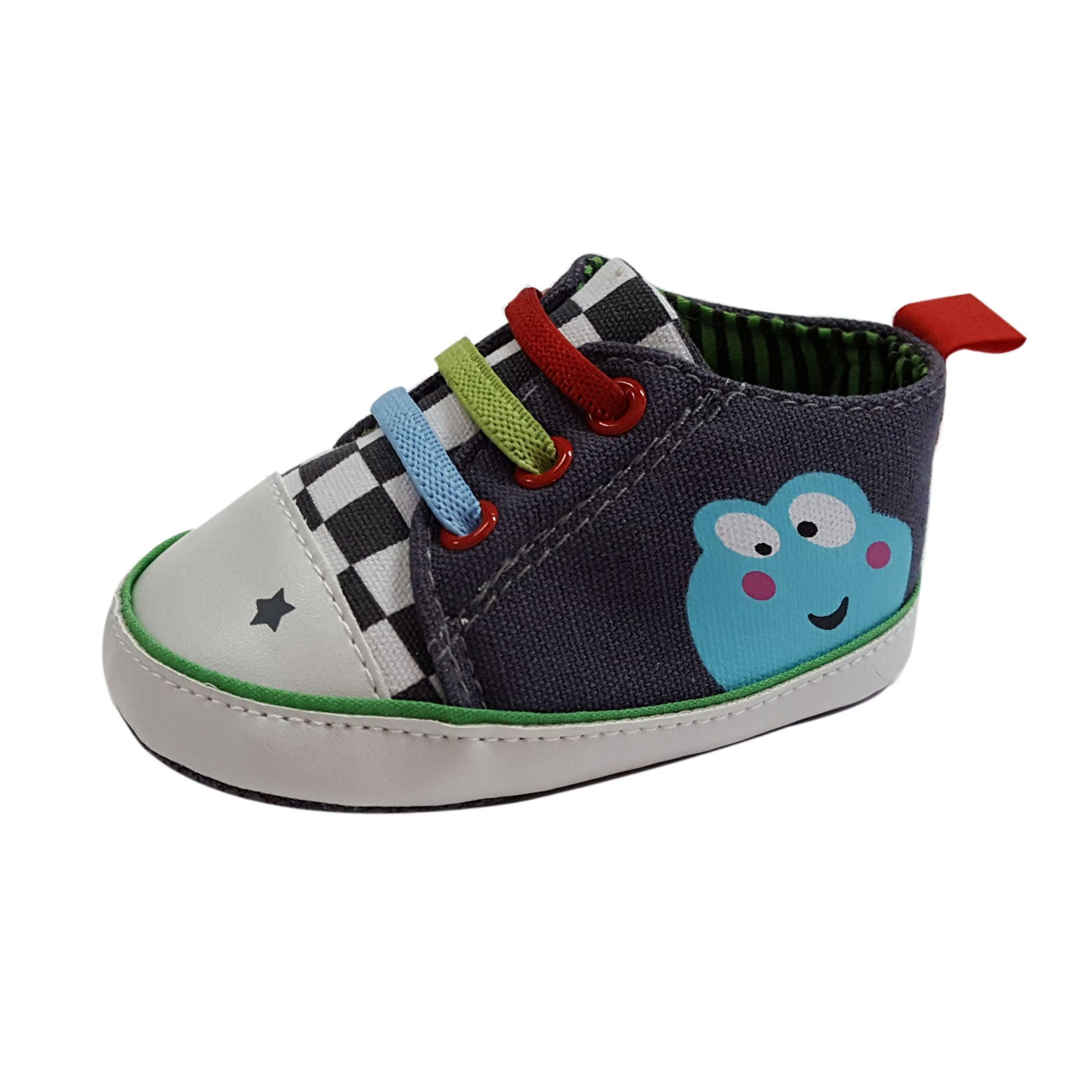 Jensen (Pre-Walker Shoes) - B108 Frog