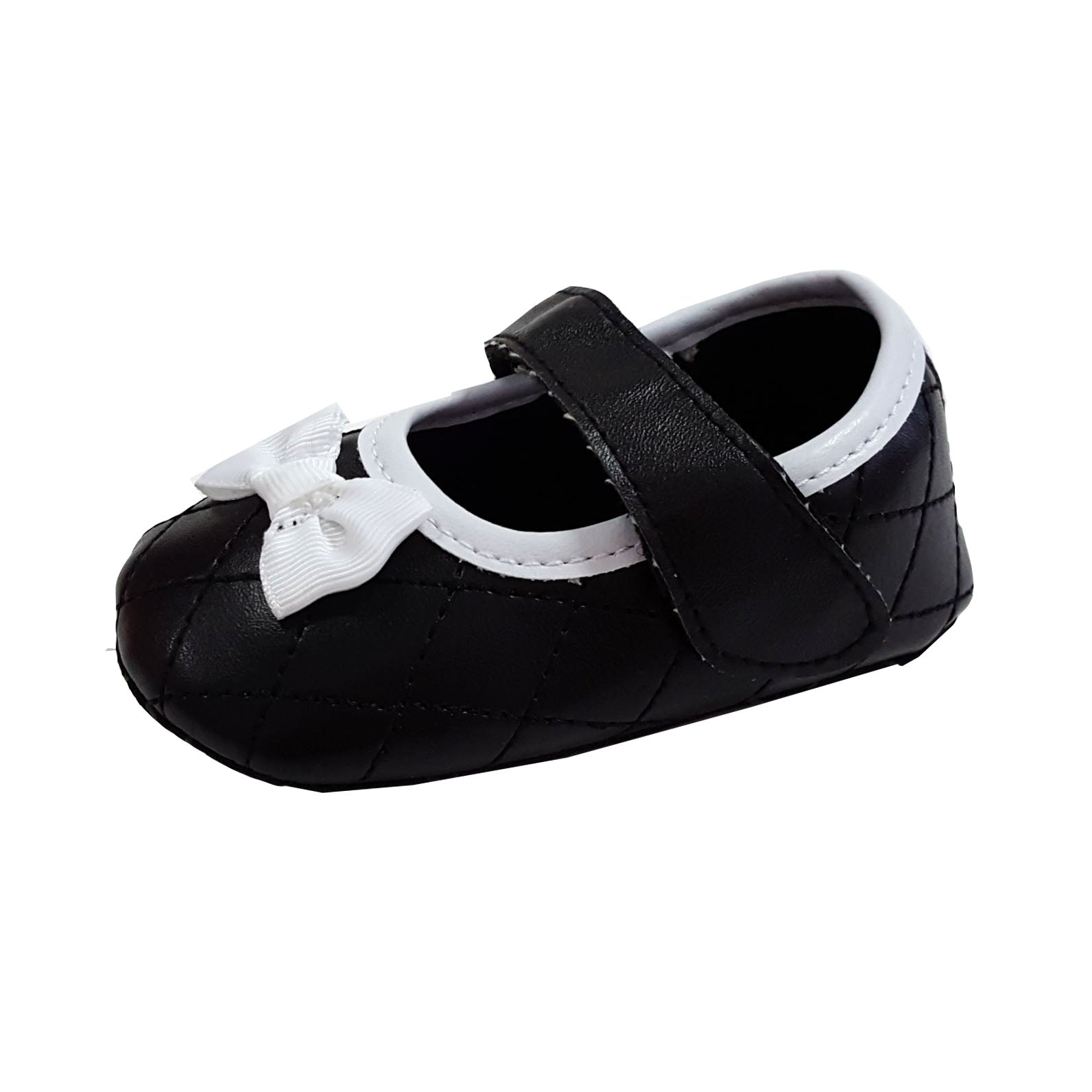 Mirjam (Pre-Walker Shoes) - B119 Black