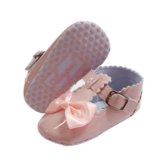 Francesca (Pre-Walker Baby Shoes) - B121 Pink Patent
