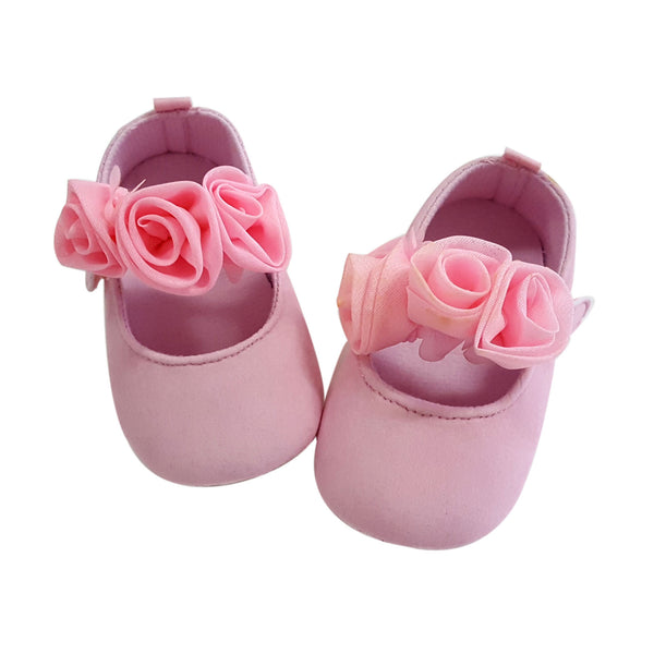 Madison (Pre-Walker Shoes) - B124 RosePink