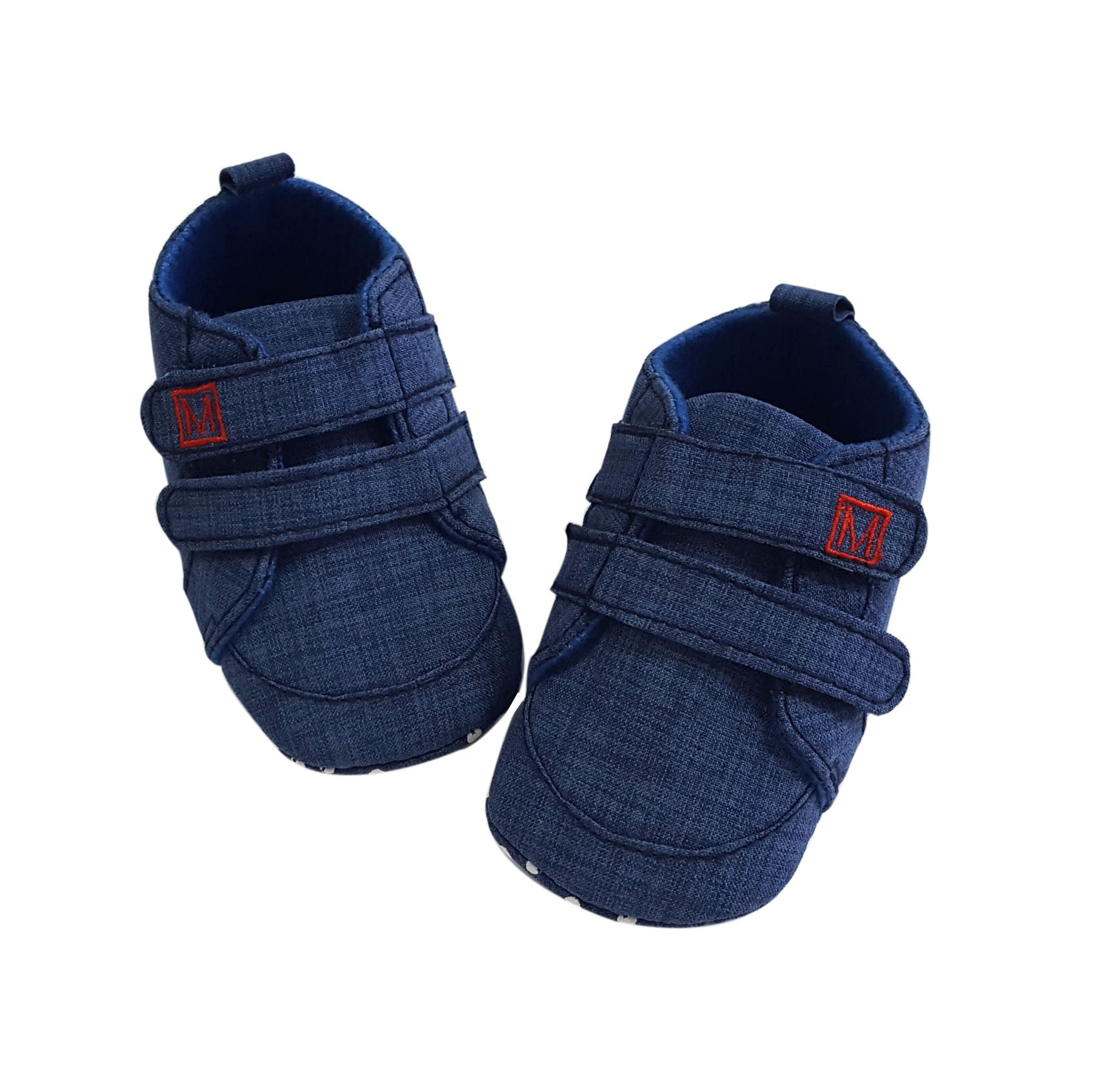 Magnus (Pre-Walker Baby Shoes) - Blue Special Offer