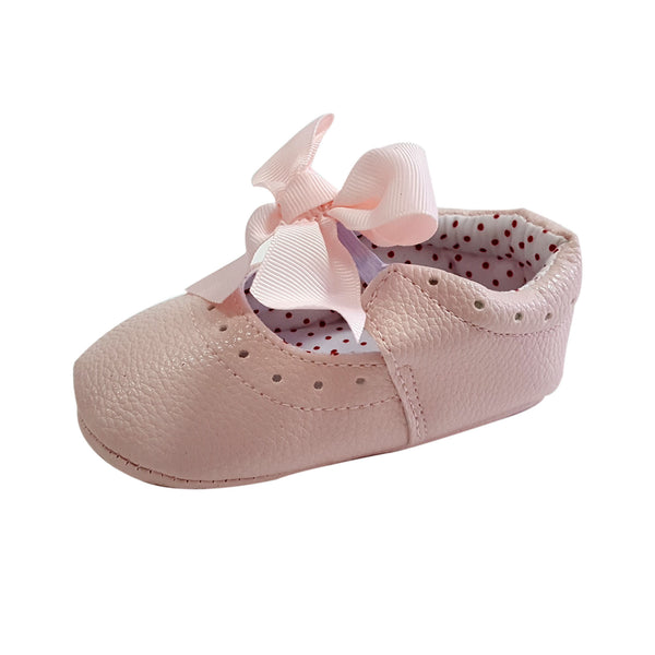 Magdalen (Pre-Walker Shoes) - B110 Pink