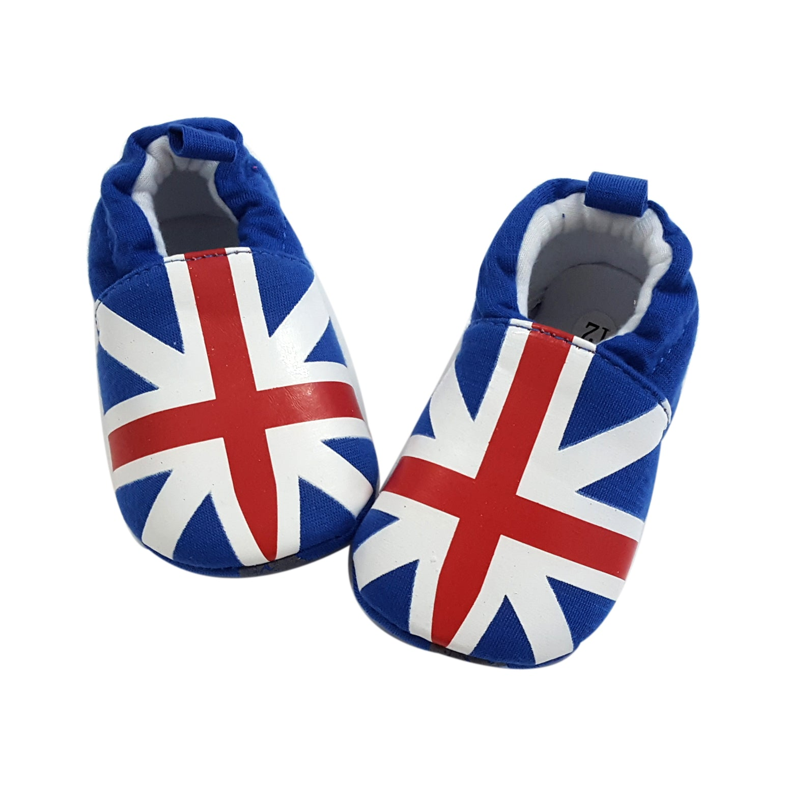 London (Pre-Walker Shoes) - B138 Blue