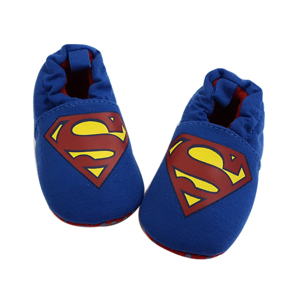 Smallville (Pre-Walker Shoes) - B139 Krypton Blue