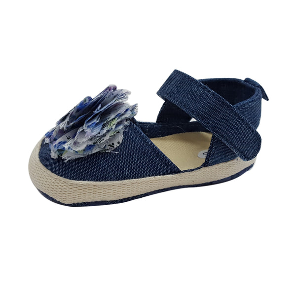 Summer (Pre-Walker Shoes) - B141 Denim Sandal