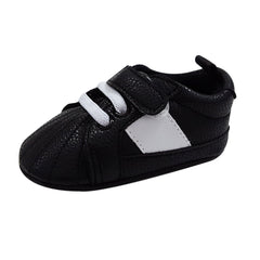 Kendrick (Pre-Walker Baby Shoes) - B145 Black Sports
