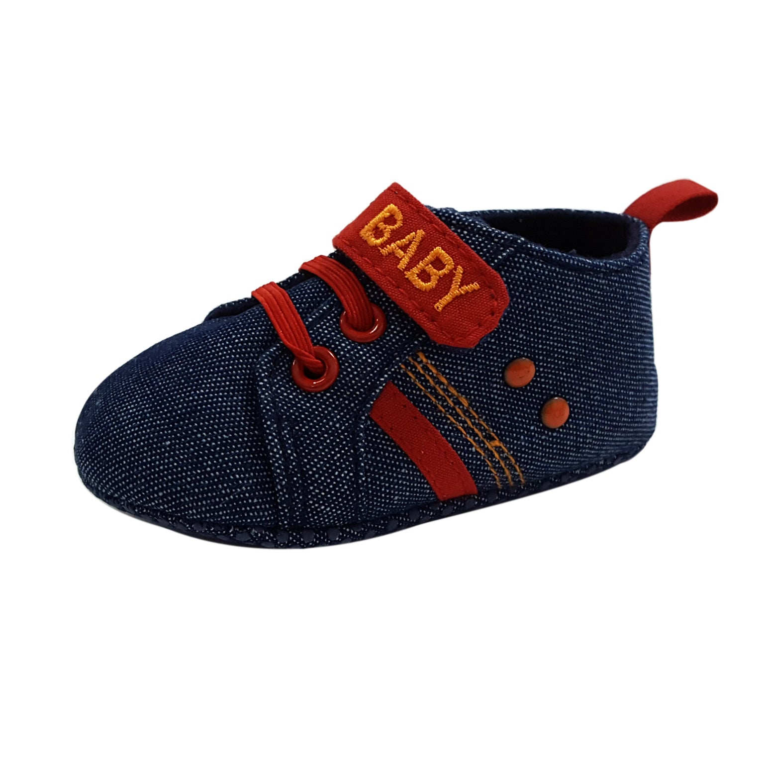 Brooklyn (Pre-Walker Shoes) - B148 Denim