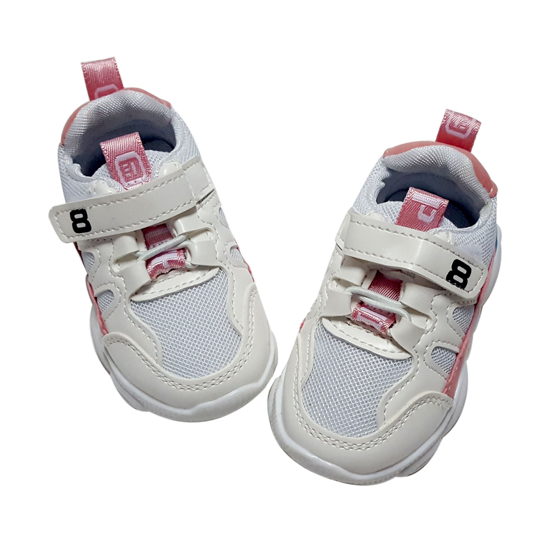 S178 Raf Raf Sports Shoes - Byron Pink New!