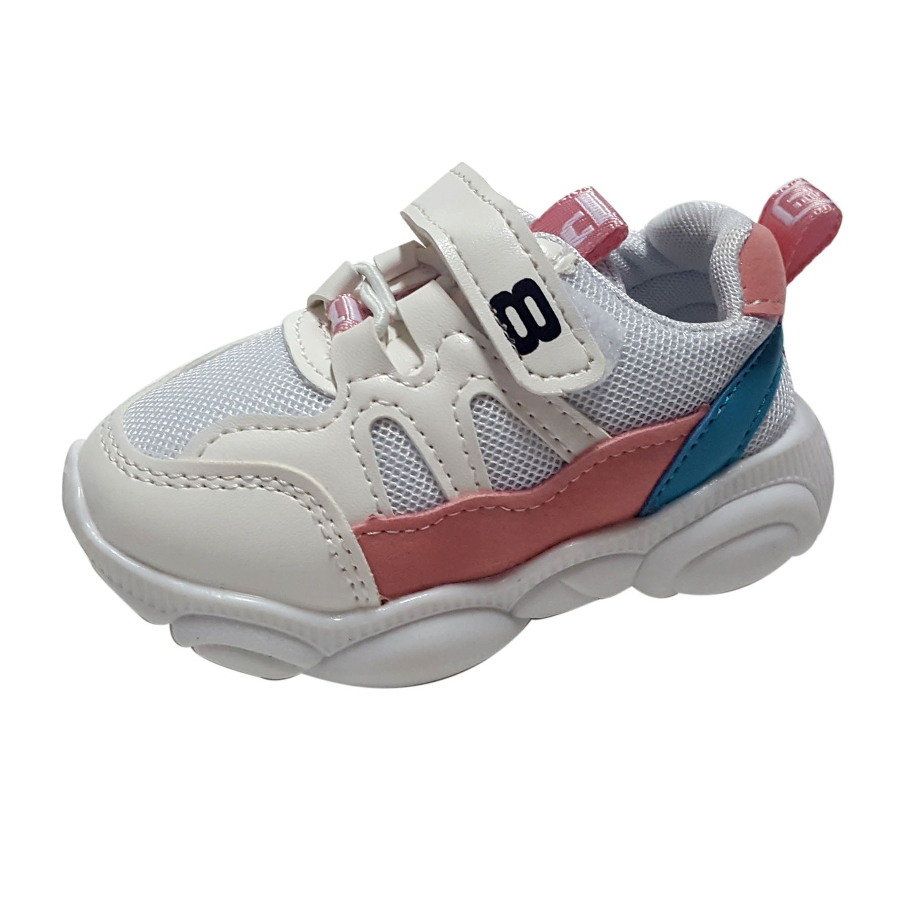 S178 Raf Raf Sports Shoes - Byron Pink