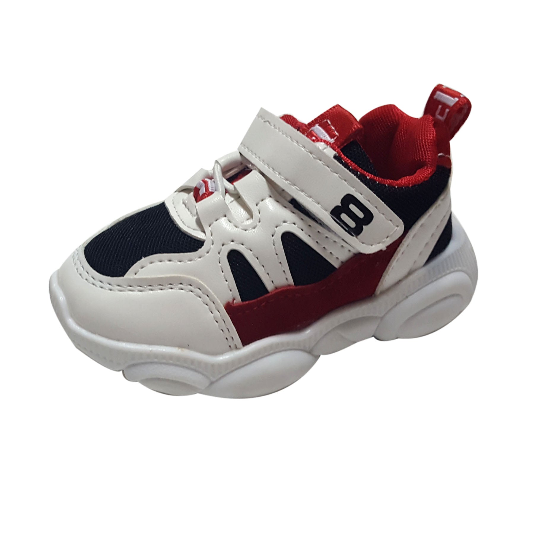 S178 RR Sports Shoes - Byron Red Special Offer