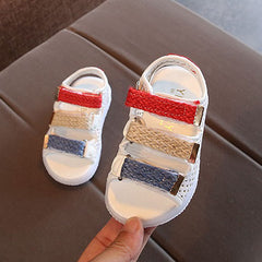L206 Marineford White Anti-Slip Sandals