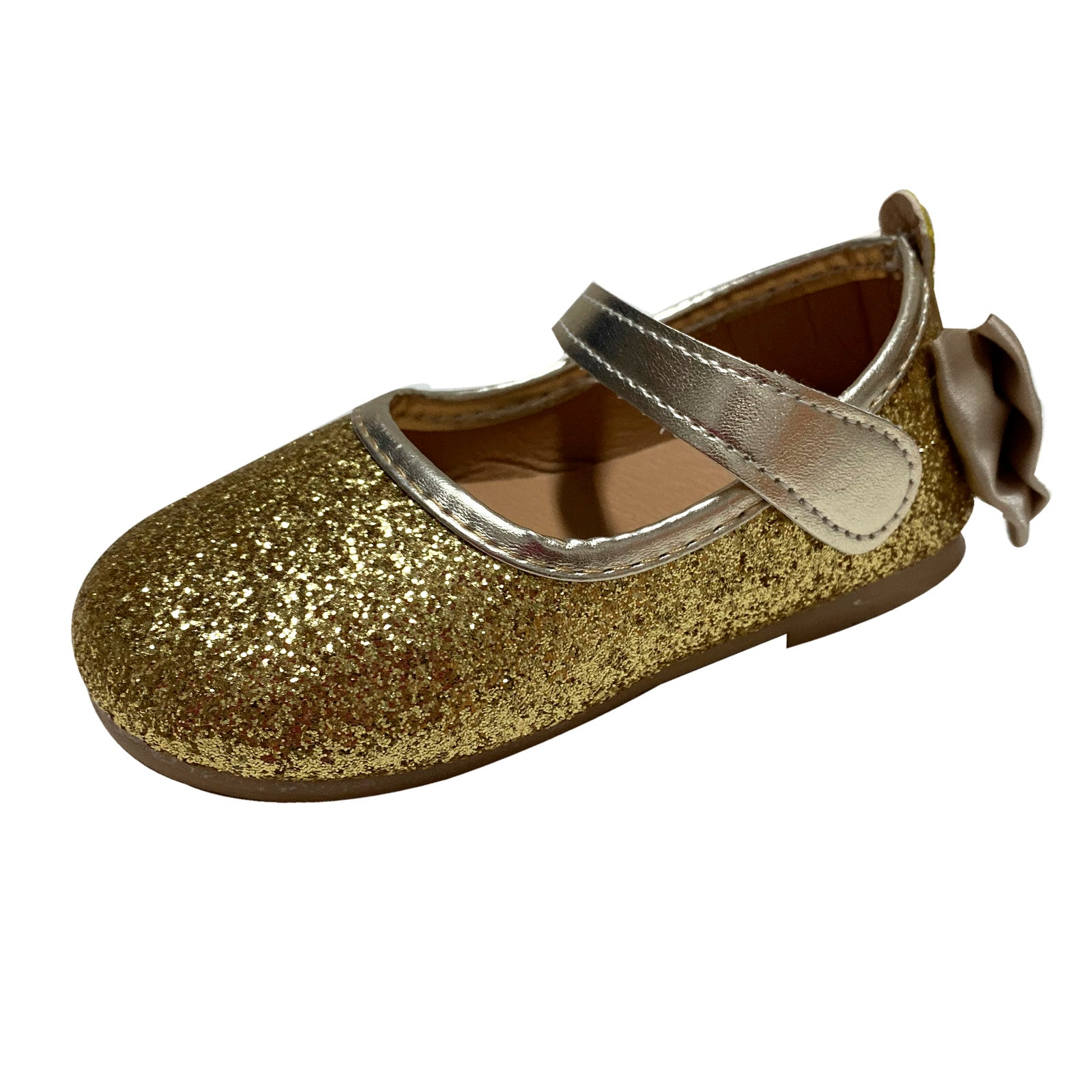 P772 Princess Gold Glitter (1-6y)