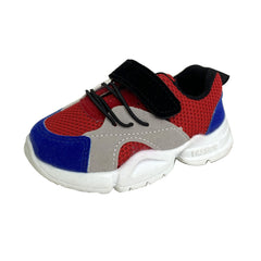 S193 Sports Shoes - Pacifico Red