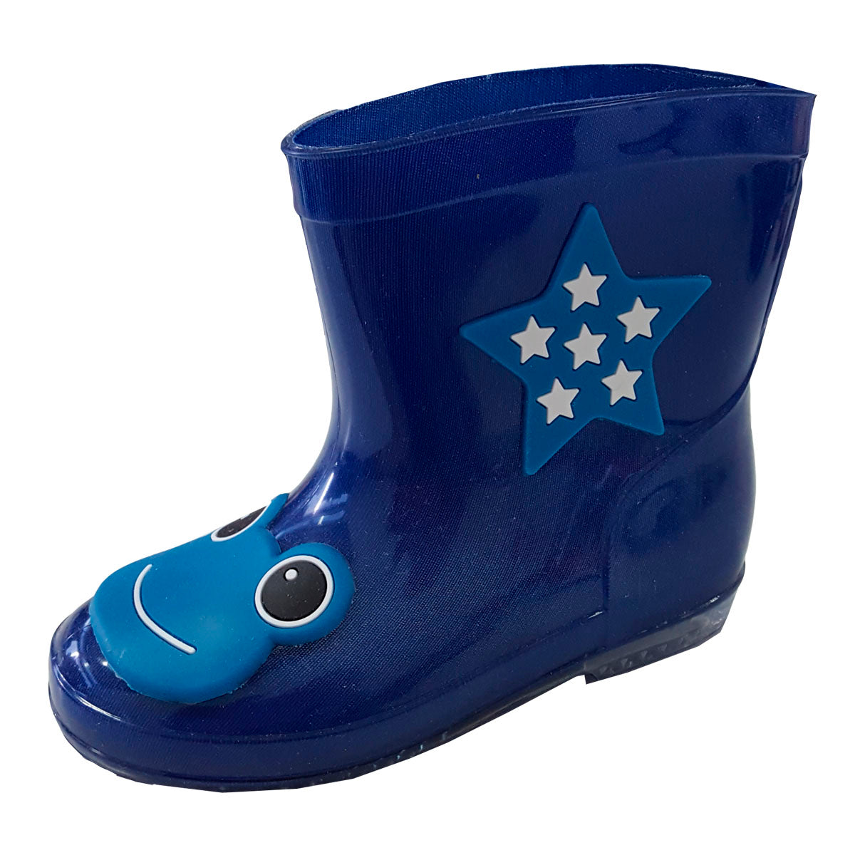 Rainboots R03 Navy (3-6y)