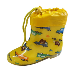 Rainboots R04 Yellow (2-6y)