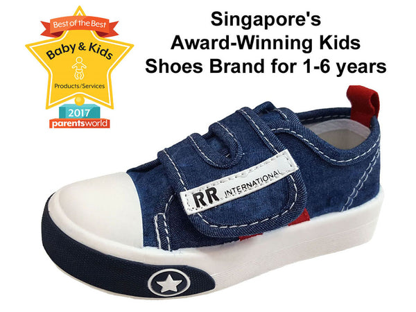 S033 Navy Blue (1-6y) Size 26 in stock