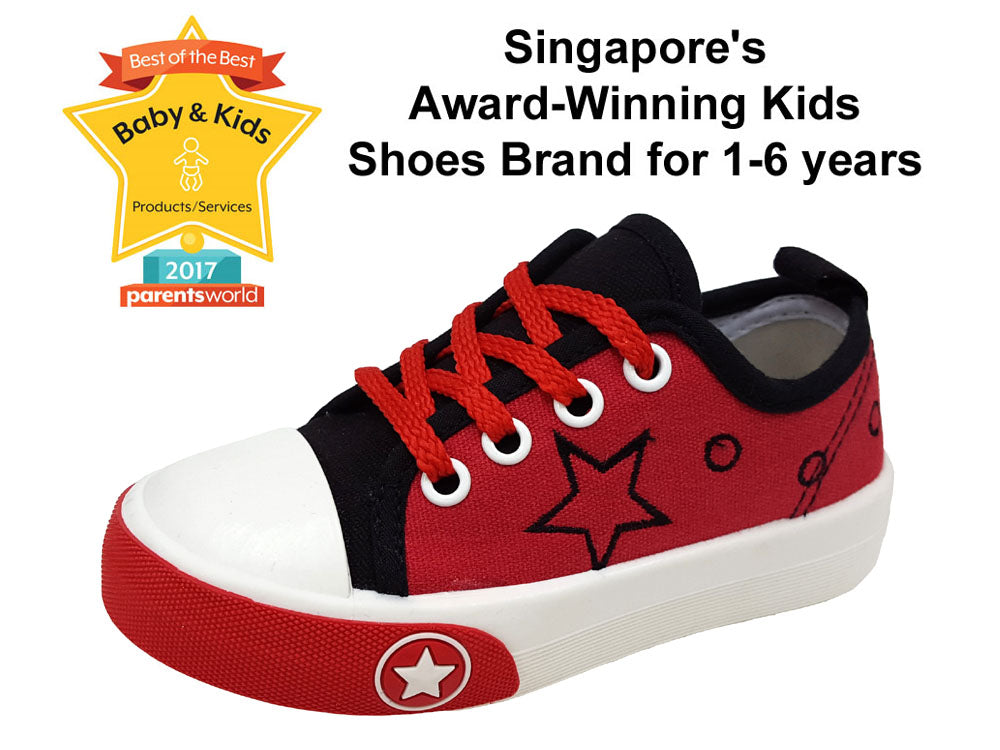 S136 Red (3-6y)