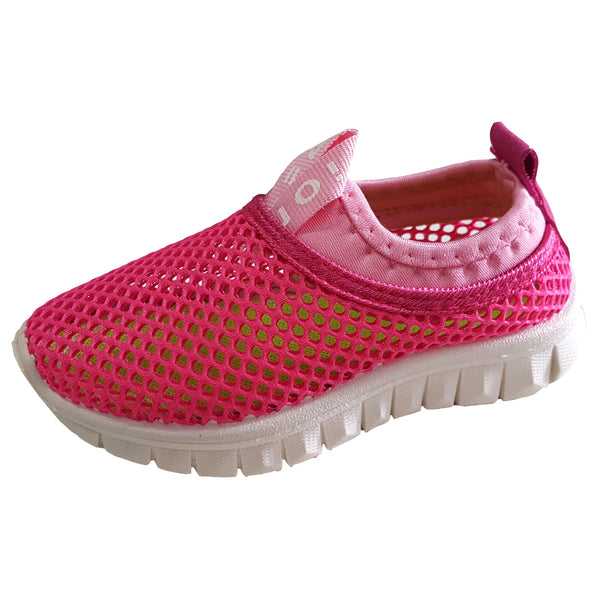 S170 Sports Mesh Pink (1-3y)
