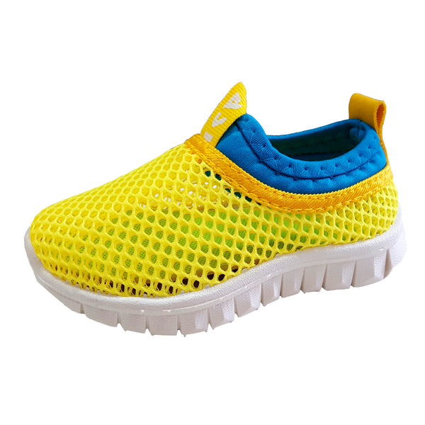 S170 Sports Mesh Yellow (1-3y) (New Arrival)
