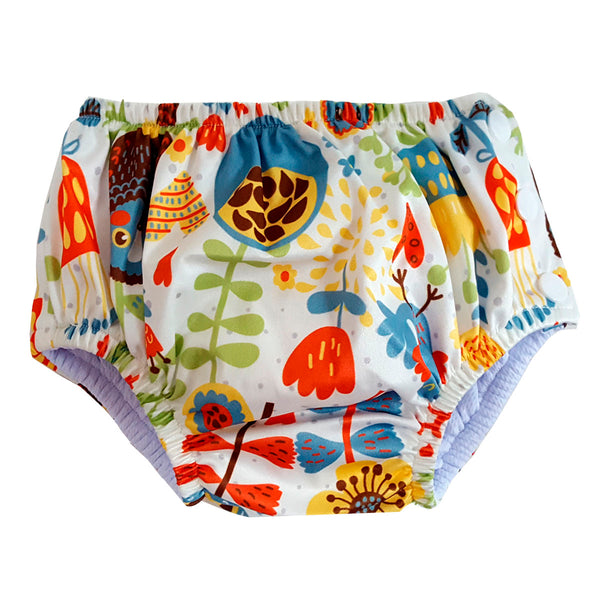 Lightweight Swim Diaper - Paradise